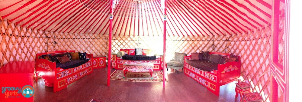 Super Yurt by Groovy Yurts 19.5 feet