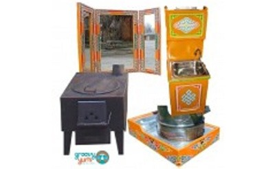 Groovy Yurts furniture accessories