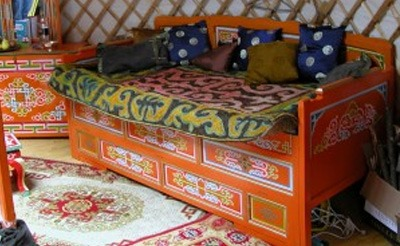 Groovy Yurts furniture beds