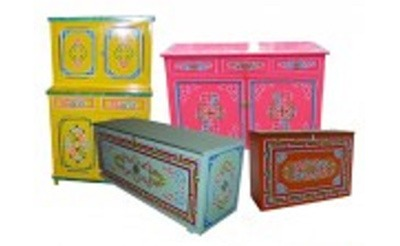 Groovy Yurts furniture drawers