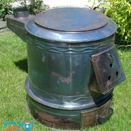 Summer stove for Groovy Yurts for sale