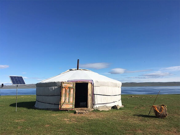 Authentic Mongolian Yurts For Sale Groovy Yurts